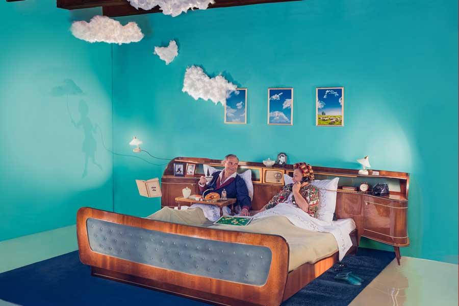 im bett episoden einer zuflucht volkskundemuseum graz creative austria contemporary. Black Bedroom Furniture Sets. Home Design Ideas
